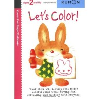 Let's Color!  (Kumon First Step Workbooks)