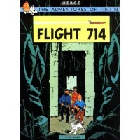Flight 714 (The Adventures of Tintin 22)